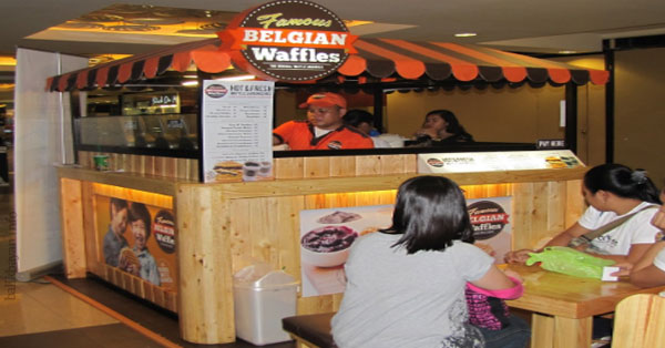 Famous-Belgian-Waffles-How-to-Franchise-Food-Cart